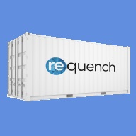 Requench container